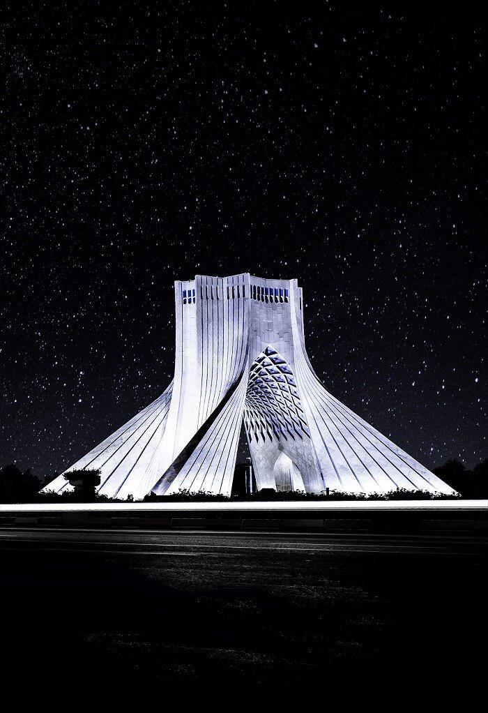 عکس تهران