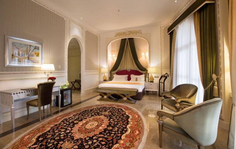عکس اقامتی آرام در هتل های خوب تهران