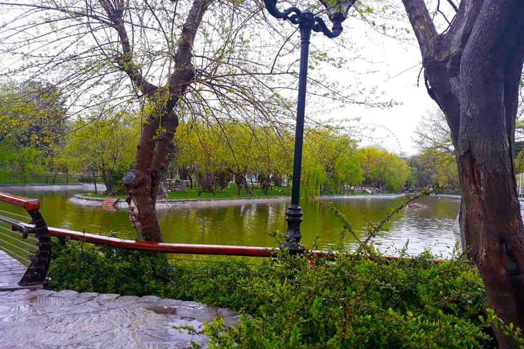 عکس محبوب ترین پارک های مشهد
