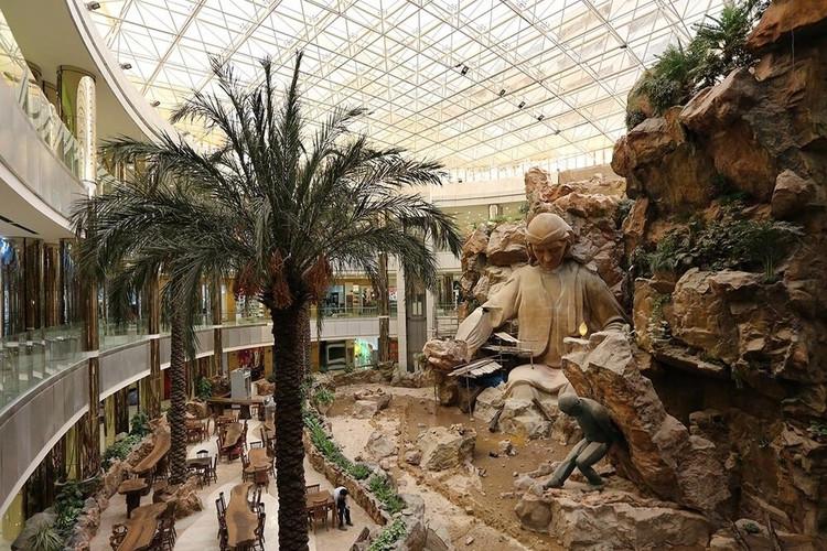 عکس گشتی در بهترین مراکز خرید مشهد