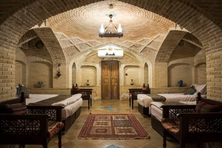 عکس بهترین هتل های ارزان قیمت اصفهان