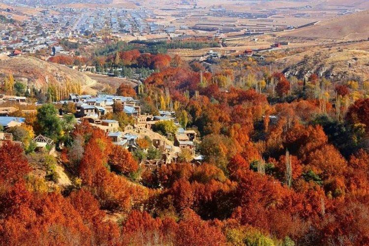 عکس گردشی یک روزه در حوالی شیراز