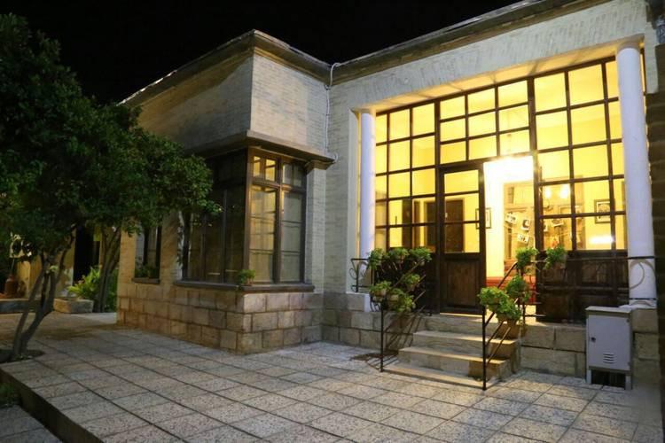 عکس اقامتگاه بومگردی خانه باغ ایرانی شیراز