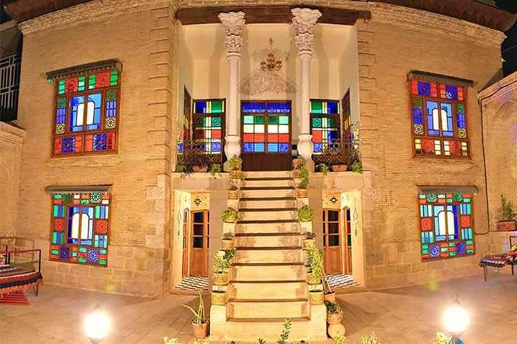عکس اقامتگاه بومگردی سی راه شیراز