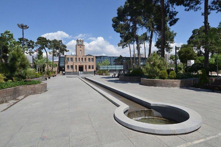 عکس باغ موزه قصر