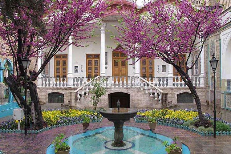 عکس خانه موزه مقدم