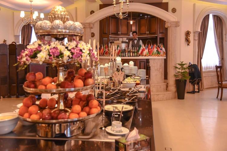 عکس رستوران ارم شاندیز