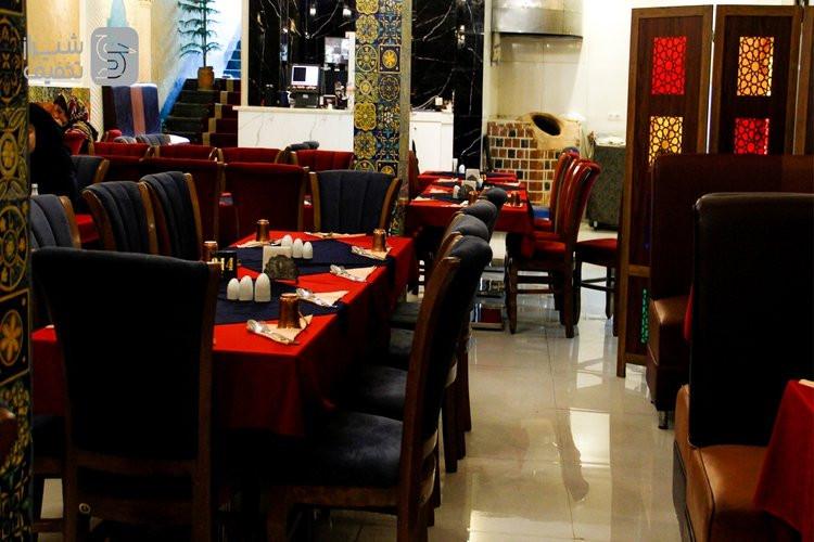 عکس رستوران درویش شیراز