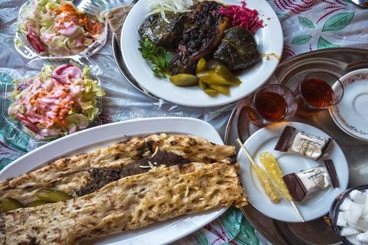 عکس رستوران سنتی باستانی اصفهان