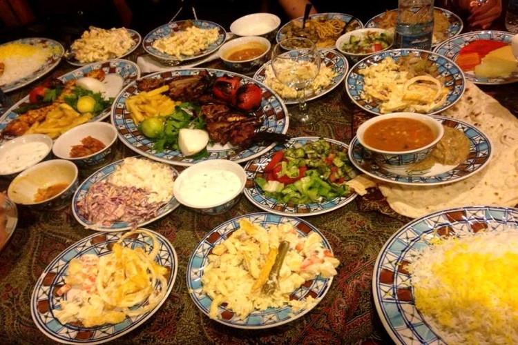 عکس رستوران سنتی شرزه شیراز