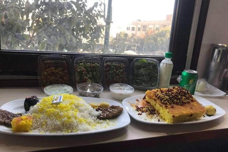 عکس رستوران مسلم