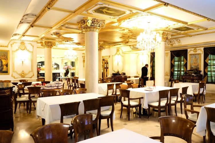 عکس رستوران نایب