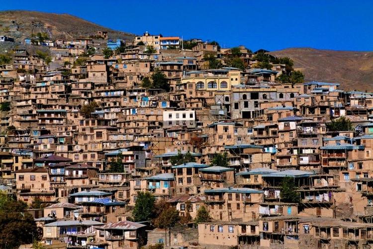 عکس روستای کنگ مشهد