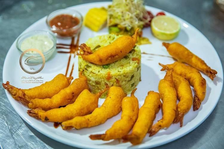 عکس رستوران دریایی سولو
