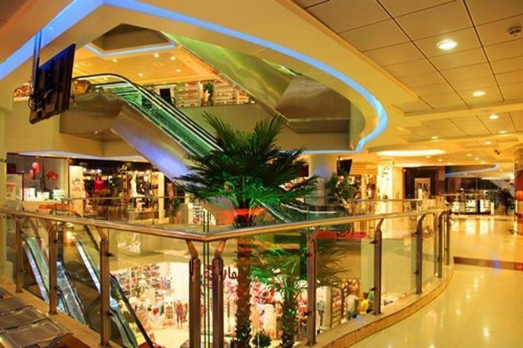 عکس مرکز خرید خورشید مشهد