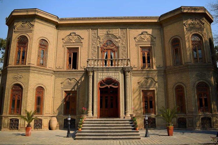 عکس موزه آبگینه