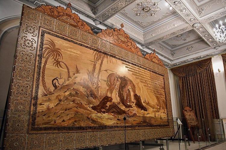 عکس موزه آستان قدس رضوی 6
