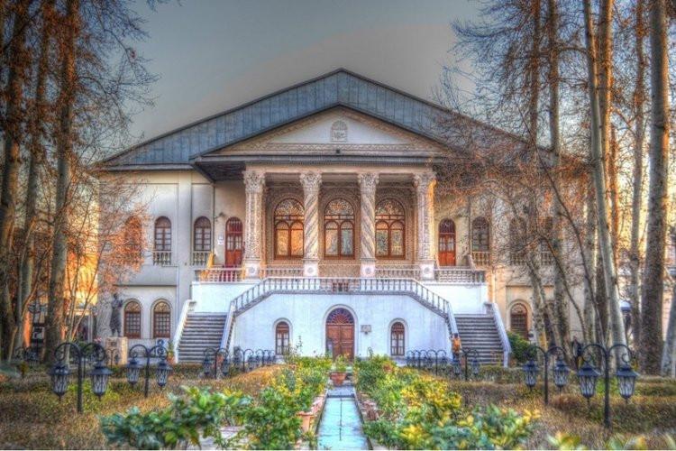 عکس موزه سینمای ایران