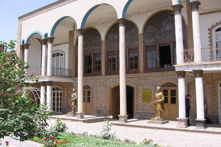 عکس موزه مشروطه تبریز
