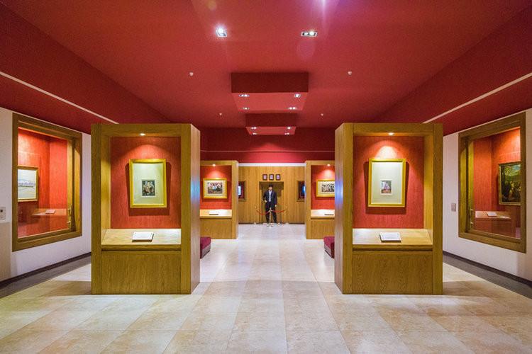 عکس موزه ملک