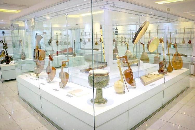 عکس موزه موسیقی اصفهان