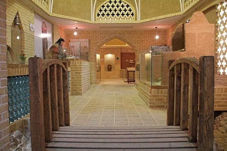 عکس موزه نان