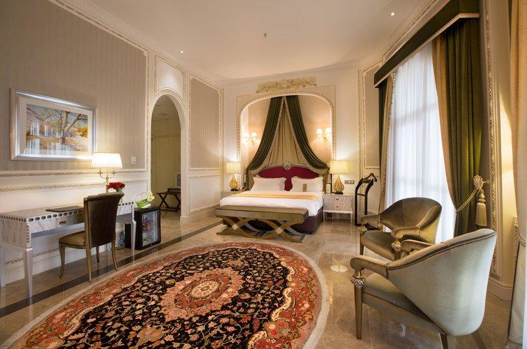 عکس هتل اسپیناس پالاس 5