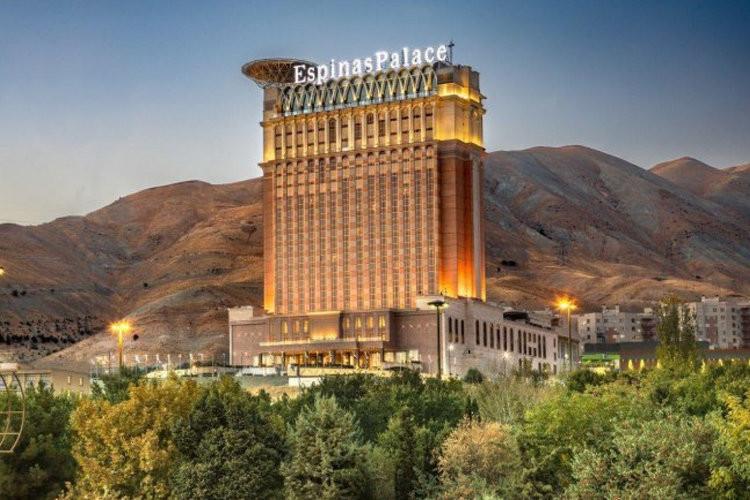 عکس هتل اسپیناس پالاس