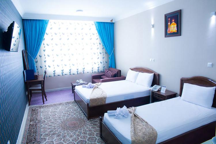 عکس هتل باختر