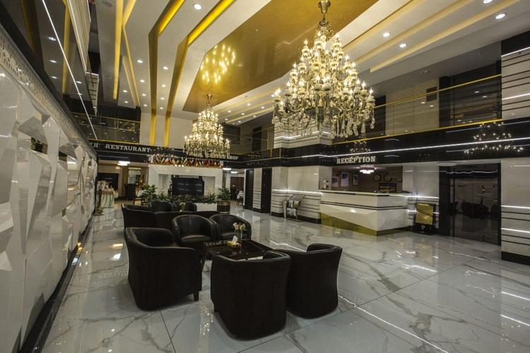 عکس هتل باران اصفهان