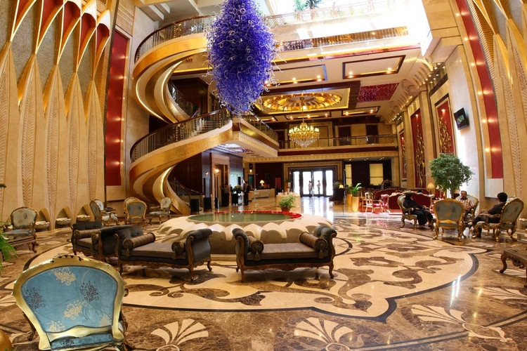 عکس هتل درویشی