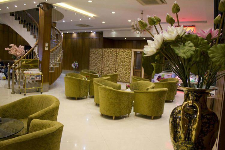 عکس هتل دیبا