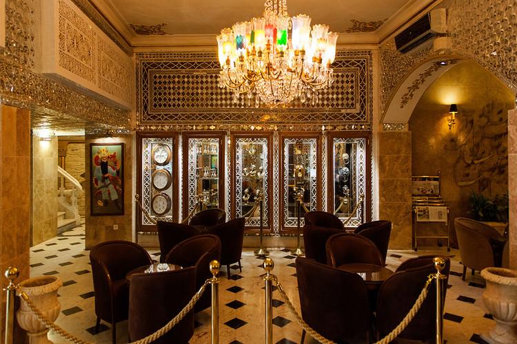 عکس هتل سعدی