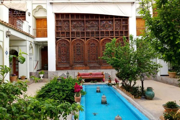 عکس هتل سنتی عتیق اصفهان