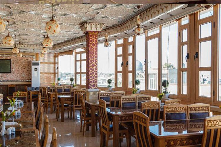 عکس هتل سپاهان اصفهان
