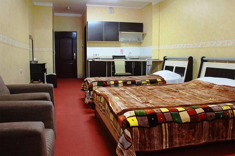 عکس هتل صدرا شیراز