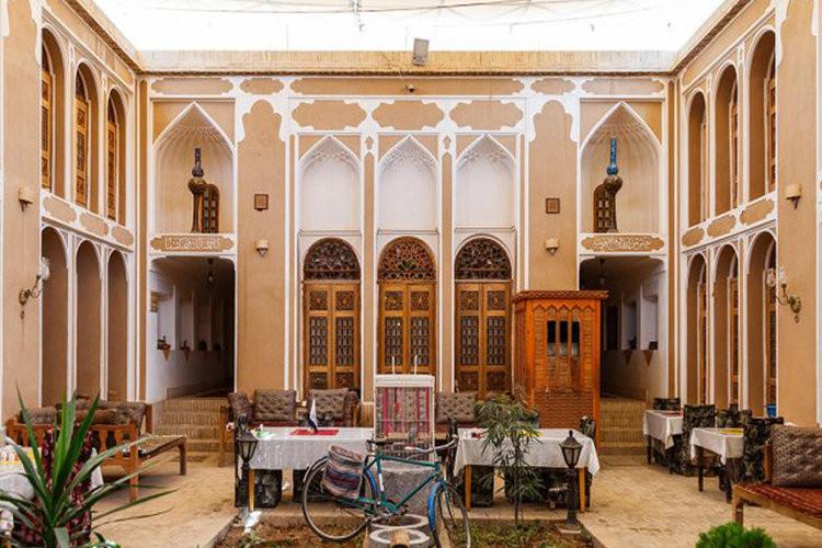 عکس هتل فهادان یزد