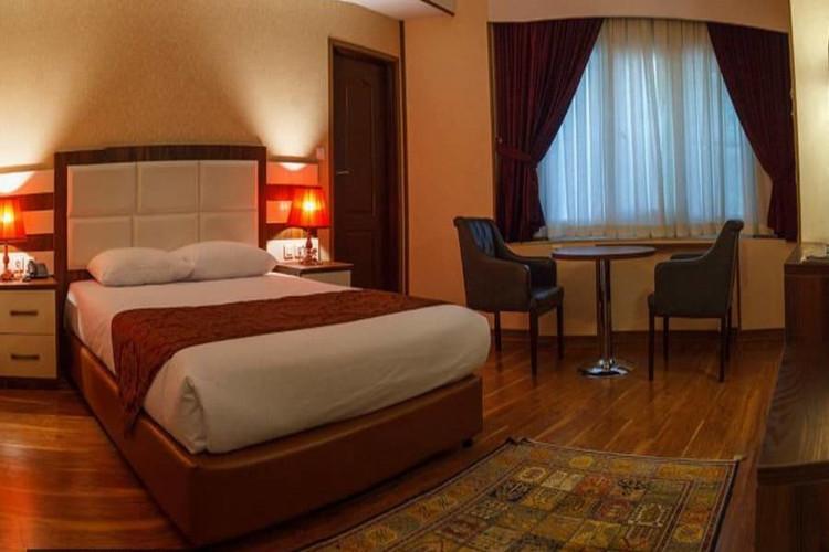 عکس هتل مروارید