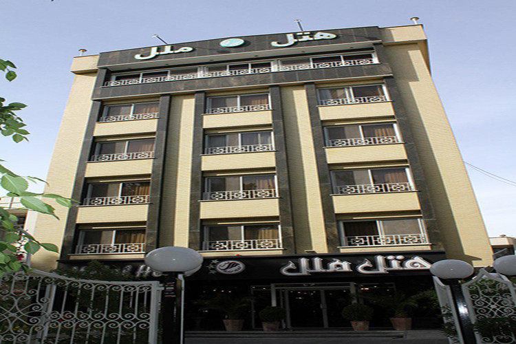 عکس هتل ملل اصفهان