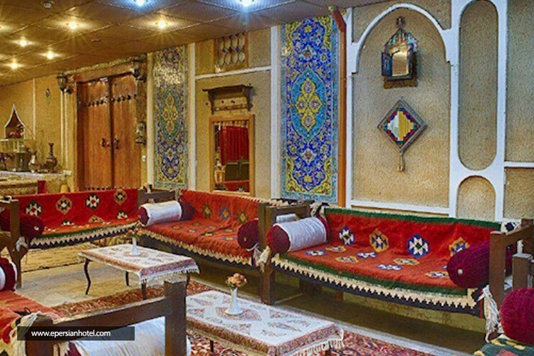 عکس هتل ملک اصفهان