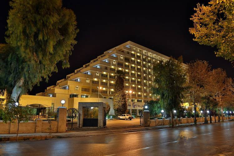 عکس هتل هما شیراز