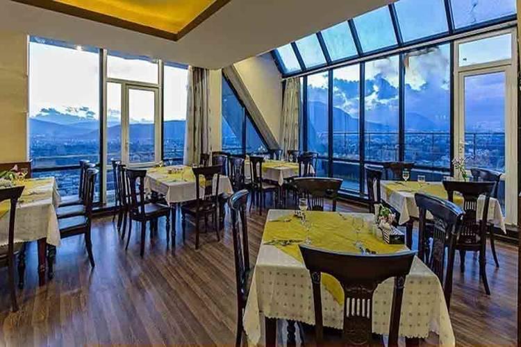 عکس هتل چمران شیراز