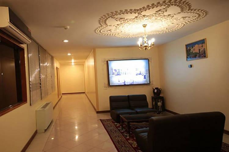 عکس هتل کوثر شیراز