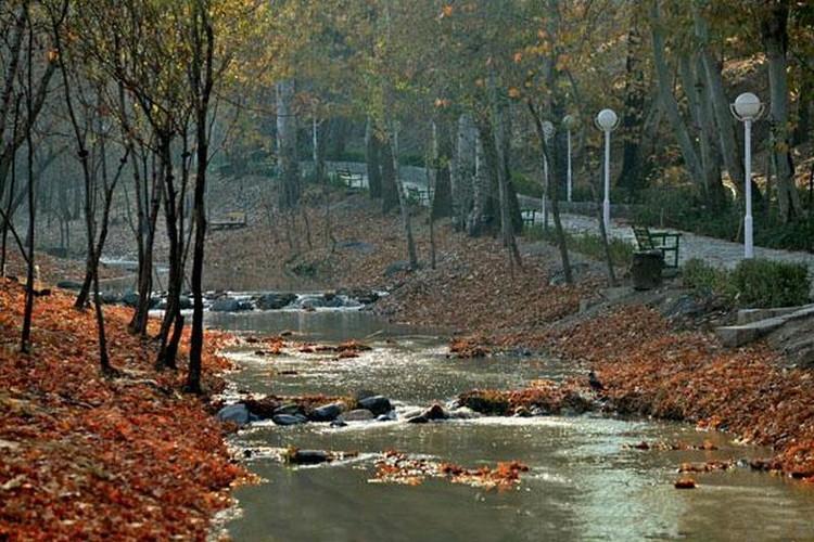 عکس پارک وکیل آباد