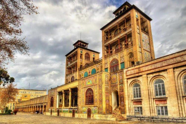 عکس کاخ موزه گلستان