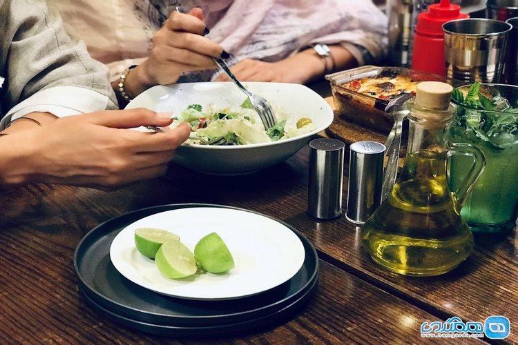 عکس کافه رستوران هدایت شیراز