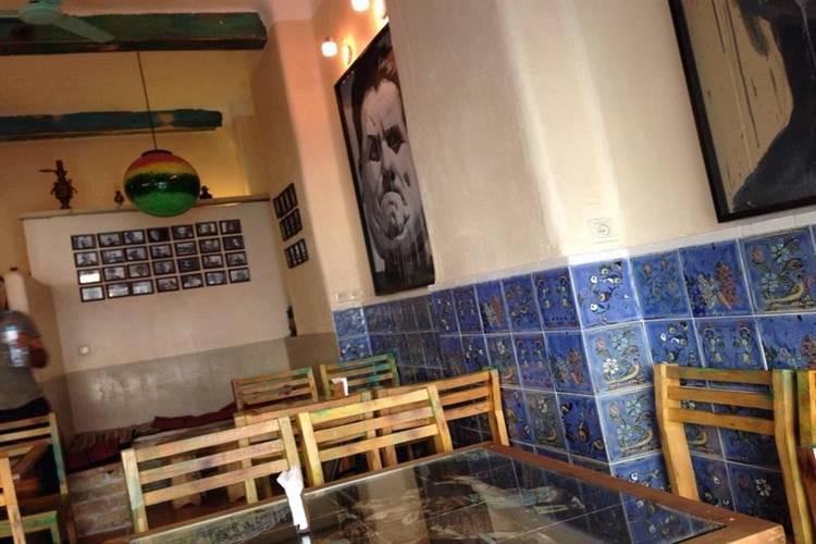 عکس کافه فردوسی شیراز
